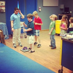 Photo taken at Sci-Quest, Hands-on Science Center by Allen A. on 4/28/2012