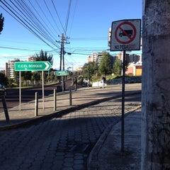 Photo taken at Centro Comercial El Bosque by Vero E. on 6/9/2012