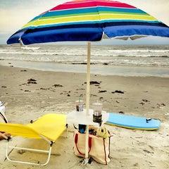 Photo taken at Sunset Beach by @LorenzoAgustin ☆ on 6/26/2012