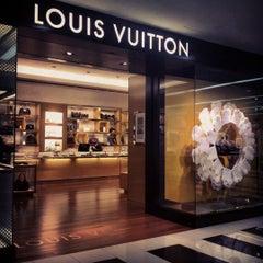 Photo taken at Louis Vuitton by Jo on 6/2/2012