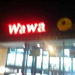 Photo taken at Wawa by Steph I. on 2/27/2012