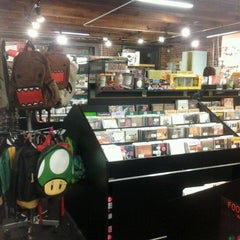 Photo taken at Newbury Comics by Andre S. on 2/19/2012