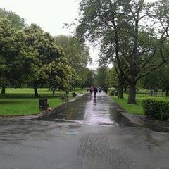 Photo taken at Ravenscourt Park by Bartłomiej Maciej N. on 7/2/2012