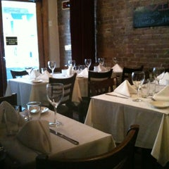 Photo taken at Trattoria di Monica by Mo H. on 3/17/2012