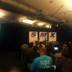 Photo taken at SMX Advanced 2012 by Mariano S. on 6/6/2012