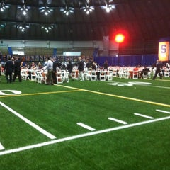 Photo taken at Manley Field House by Khyell L. on 4/20/2012