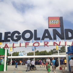 Photo taken at Legoland California by Liz on 7/24/2012