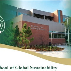 Photo taken at Patel Center for Global Solutions (CGS) by David R. on 2/21/2012