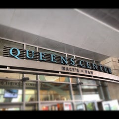 Photo taken at Queens Center Mall by Larry H. on 8/16/2012