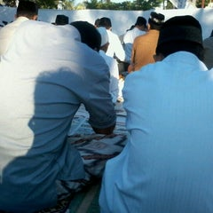 Photo taken at Masjid Umar bin Khattab UMI by Muhammad F. on 8/18/2012