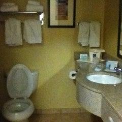 Photo taken at Sleep Inn & Suites by Amit B. on 8/12/2011