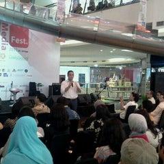 Photo taken at Indonesia Social Media Festival 2011 (SocMedFest) by Enda N. on 9/23/2011