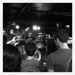 Photo taken at The Middle East Downstairs by Dan N. on 5/17/2012
