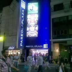 Photo taken at Paseo La Plaza by Santiago P. on 11/27/2011
