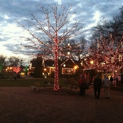 Photo taken at Peddler's Village by Jessica D. on 12/5/2011