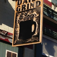 Photo taken at The Daily Grind (aka The Fells Grind) by Ashley C. on 10/15/2011