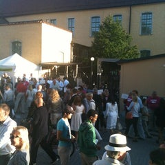 Photo taken at Almedalen by Martin S. on 7/3/2012