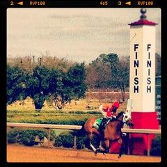 Photo taken at Oaklawn Racing & Gaming by John N. on 2/16/2012