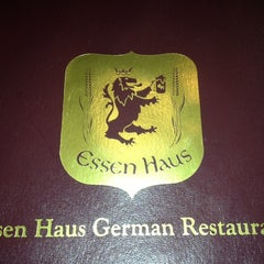 Photo taken at Essen Haus by Rusty M. on 4/13/2012