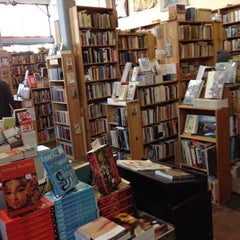 Photo taken at Dog Eared Books by Jeff H. on 5/27/2012