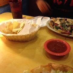 Photo taken at Del Rio Mexican Grill by B. Zachary B. on 4/3/2012