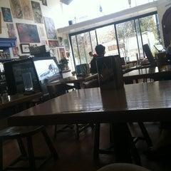 Photo taken at Mercury Cafe by Naeem N. on 2/28/2012
