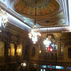 Photo taken at United Palace Theatre by Jane L. on 5/16/2012