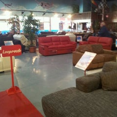 Photo taken at Seats And Sofas by Matti M. on 10/13/2011