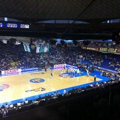 Photo taken at Palau Blaugrana by Maria R. on 5/19/2011