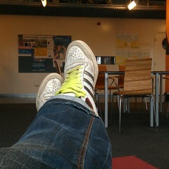Photo taken at Hogeschool Inholland by Michelle v. on 9/13/2012