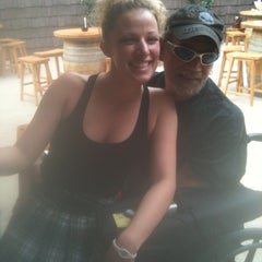Photo taken at The Thatch by stingray on 8/6/2011
