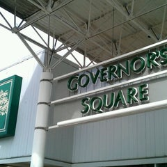 Photo taken at Governor's Square Mall by Taylor W. on 12/10/2011
