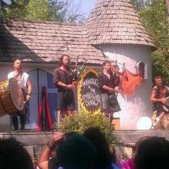 Photo taken at Michigan Renaissance Festival by Gene G. T. on 8/25/2012