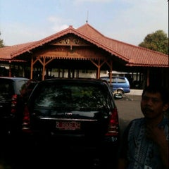 Photo taken at SETDA Kabupaten Banyumas by Aziz B. on 6/25/2011