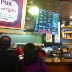 Photo taken at Potbelly Sandwich Shop by Stephen Q. on 1/12/2011