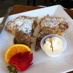 Photo taken at The Crema Cafe by Anita on 8/31/2011