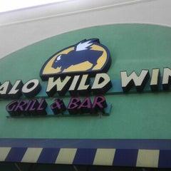 Photo taken at Buffalo Wild Wings by Braina E. on 9/9/2012