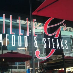 Photo taken at Willie G's Seafood & Steakhouse by A J. on 8/16/2011