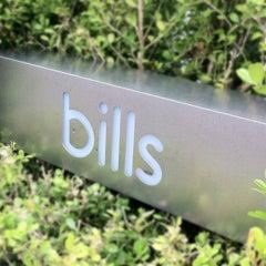 Photo taken at bills Odaiba by Shin M. on 10/16/2011