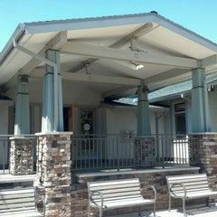 Photo taken at Live Oak Branch Library by Morgan C. on 7/1/2012