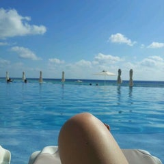 Photo taken at Alberca - Pool by Miss Lu on 2/29/2012
