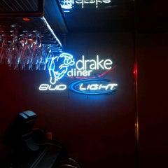 Photo taken at Drake Diner by Robin P. on 1/22/2012