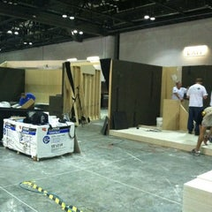 Photo taken at Coverings 2012 The Ultimate Tile and Stone Experience by Jamie H. on 4/15/2012