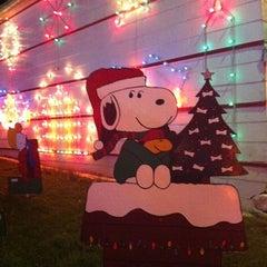 Photo taken at Koziar's Christmas Village by Jackie R. on 12/21/2011