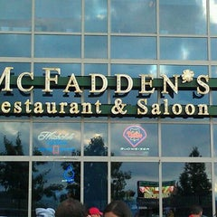 Photo taken at McFadden's by Jacob S. on 10/2/2011