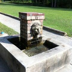 Photo taken at Abita Springs Park by Tim T. on 6/24/2012