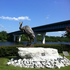 Photo taken at Robinson Bridge by Mary D. on 7/26/2012
