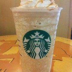 Photo taken at Starbucks by Yudi Tri S. on 1/26/2012