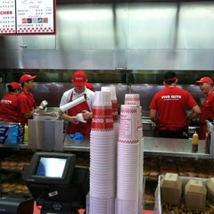 Photo taken at Five Guys by Paul C. on 7/24/2011