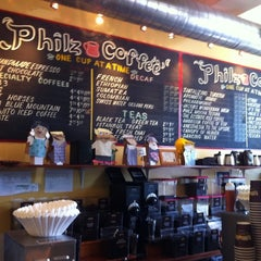 Photo taken at Philz Coffee by richard k. on 7/2/2011